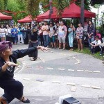 Meaningful Performances in August-September 2013: Eid'l Fitr Festival and Earthdance Manila